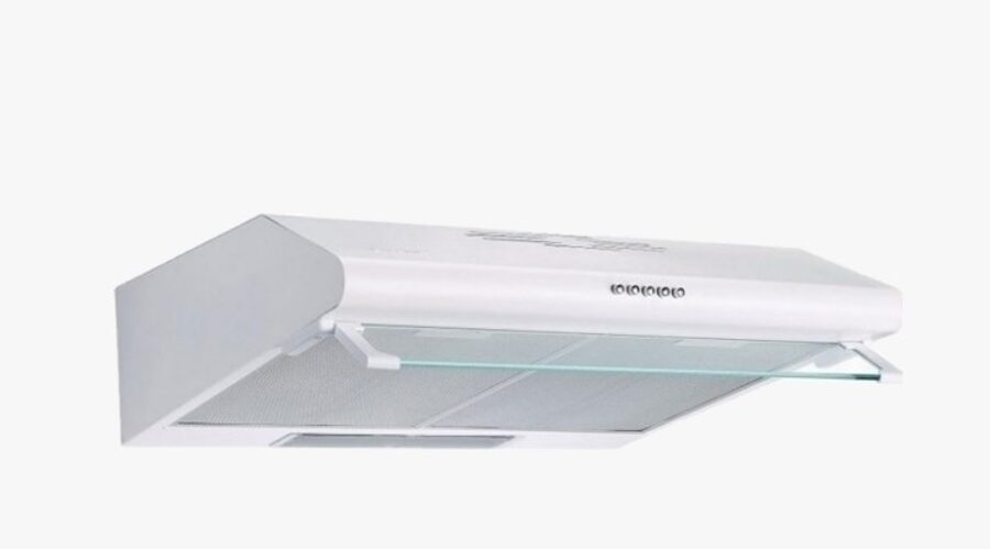 Pyramis 2 μοτέρ Λευκός/Καφέ 60 cm