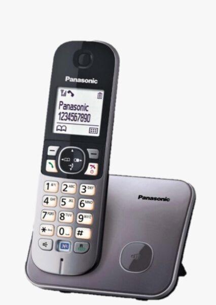 Panasonic KX-TG6811 Γκρι